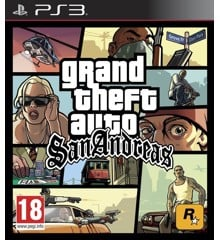 Grand Theft Auto: San Andreas (GTA)