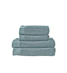 Zone - Classic Håndklæde Sæt - Petrol Grøn