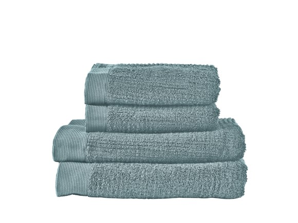 Zone - Classic Towel Set - Petrol Green (330549)