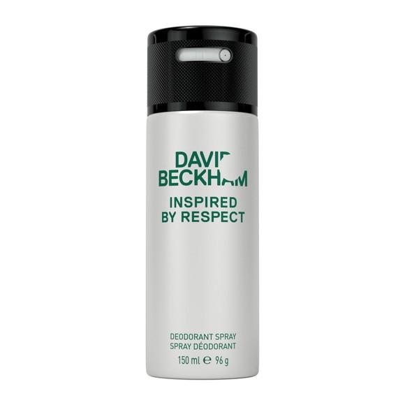 David Beckham - Inspired By Respect Deodorant Spray 150 ml