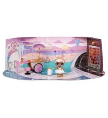 L.O.L. Surprise - Furniture with Doll (Wave 3) - Sweet Boardwalk - Sugar (561736xx3)