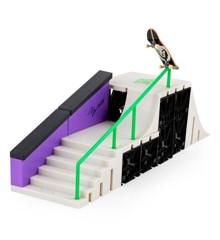Tech Deck - Nyjah Huston Skatepark (6060504)