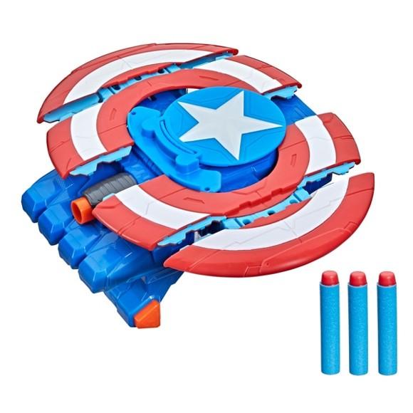 Avengers - Mech Strike Captain America - Strikeshot Shield (F0265)