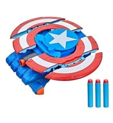 Avengers - Mech Strike Captain America - Strikeshot Skjold (F0265)