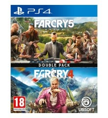 Far Cry 4 + 5 Compilation (FR)