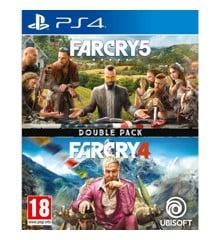 Far Cry 4 + 5 Compilation (FR)