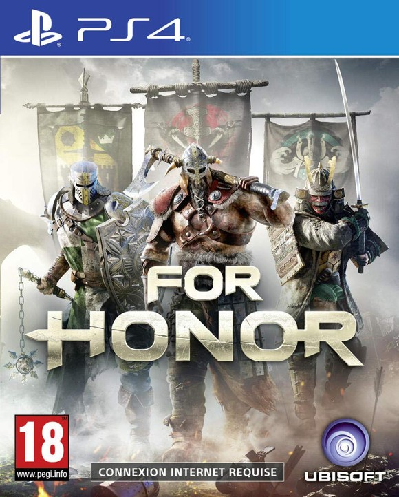 For Honor (multilingual in game) (FR)