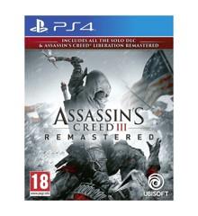 Assassin's Creed III (3) + Liberation HD Remaster (FR)