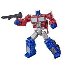 Transformers - Generations War For Cybertron - Kingdom Core Optimus Prime (F0662)