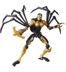 Transformers - Generations War For Cybertron - Kingdom Deluxe Black Arachnia (F0670)