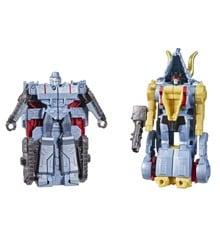 Transformers - Cyberverse Roll & Combine - Megatron (F2734)