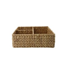 House Doctor - Store Organizer 3 Rum - Natural (262240200)