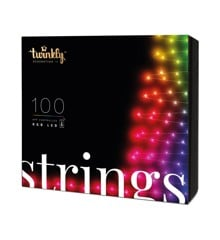 Twinkly - Lightstrings 100 LED'S RGB Multiple Color