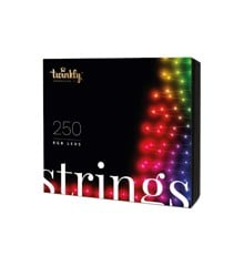 Twinkly - Lightstrings 250 LED'S RGB Multiple Color