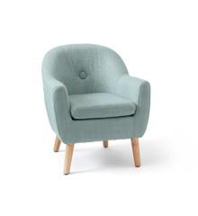 Kids Concept - Lænestol til børn, Lys blå