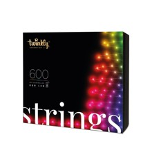 Twinkly - Lightstrings 600 LED'S RGB Multiple Color