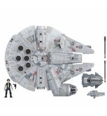 Star Wars - Mission Fleet - Han Solo Millennium Falcon (E9343)