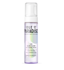 Isle of Paradise - Dark Glow Clear Self Tanning Mousse 200 ml