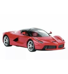 Rastar - LA Ferrari, Red - R/C 1:14 (23009)