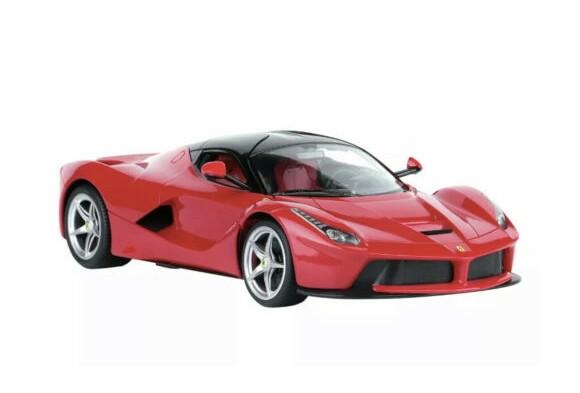Rastar - LA Ferrari, Rød - R/C 1:14