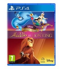 Disney Classic Games: Aladdin and The Lion King (UK/FR)