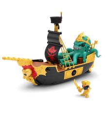 Treasure X - S5 Sunken Gold Shipwreck Legesæt