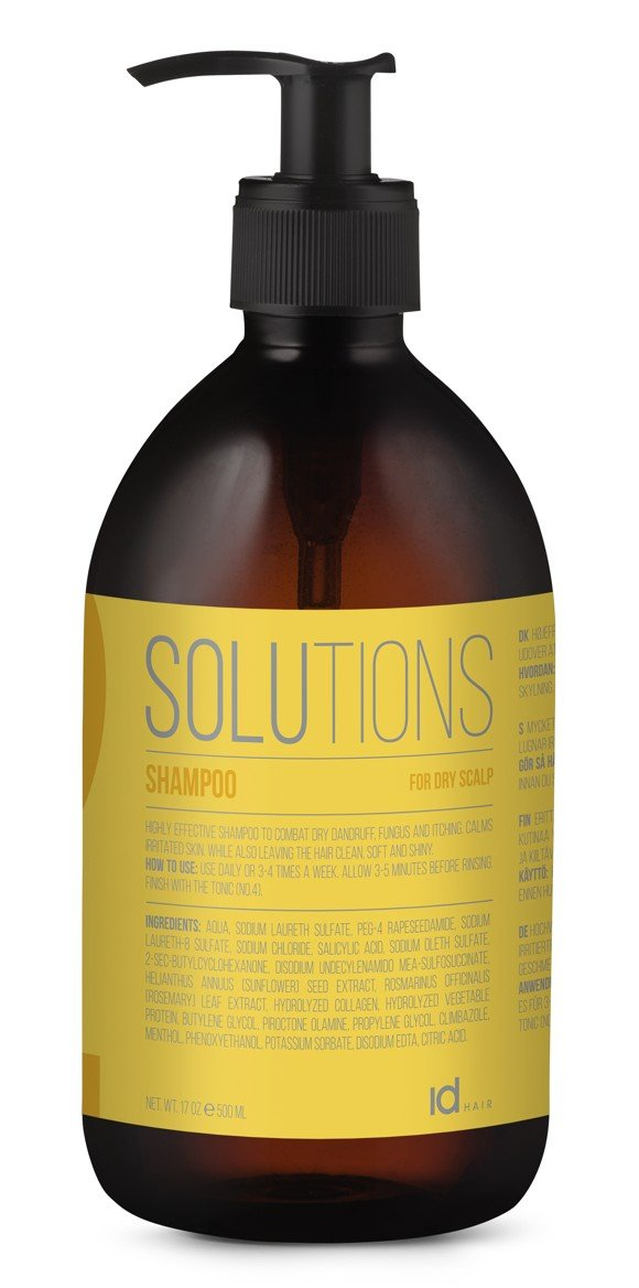 IdHAIR - Solutions No. 2 500 ml