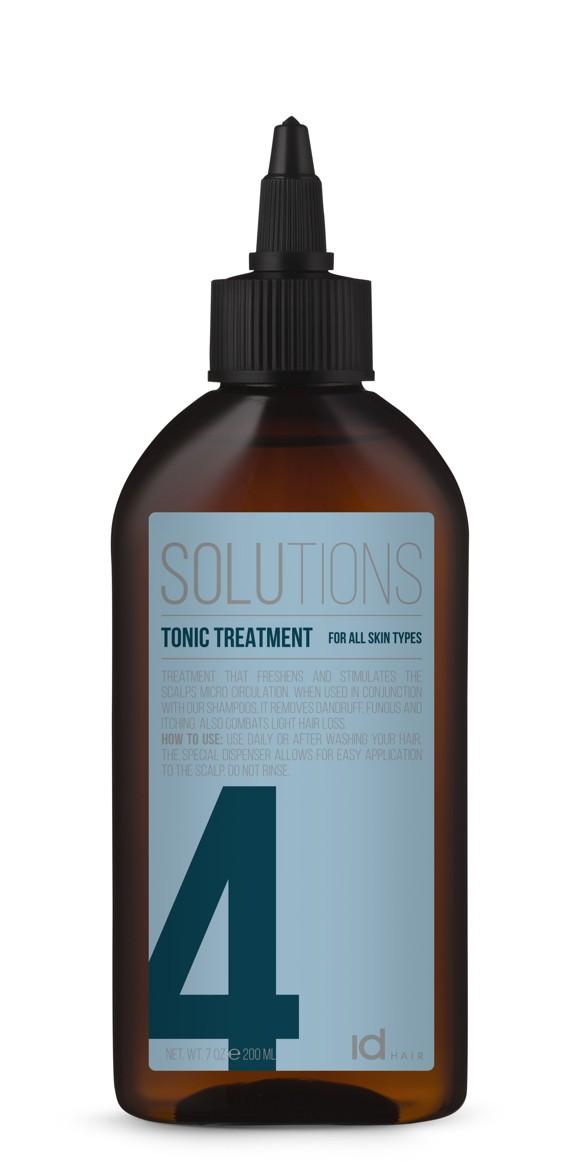 IdHAIR - Solutions No. 4 200 ml