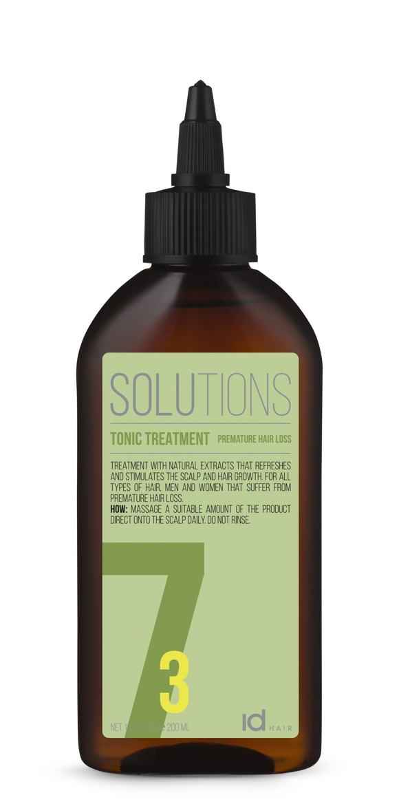 IdHAIR - Solutions No. 7-3 200 ml
