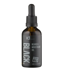 IdHAIR - Black Skægolie 50 ml