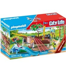 Playmobil - Playground Adventure with Shipwreck (70741)