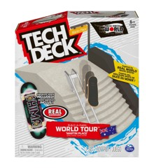 Tech Deck - Build a Park World Tour - Martin Place