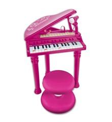 Bontempi - Pink elektronisk flygel