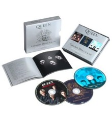 Queen ‎– Greatest Hits I II & III (The Platinum Collection) - 3CD