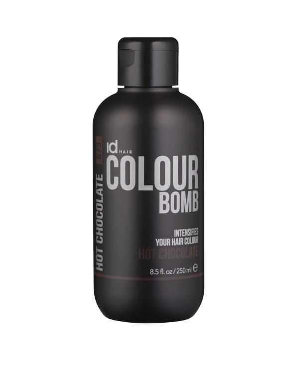 IdHAIR - Colour Bomb 250 ml - Hot Chocolate