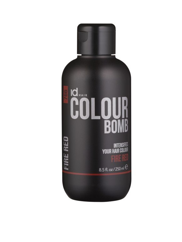 IdHAIR - Colour Bomb 250 ml - Fire Red
