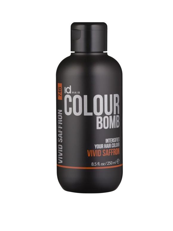 IdHAIR - Colour Bomb 250 ml - Vivid Saffron