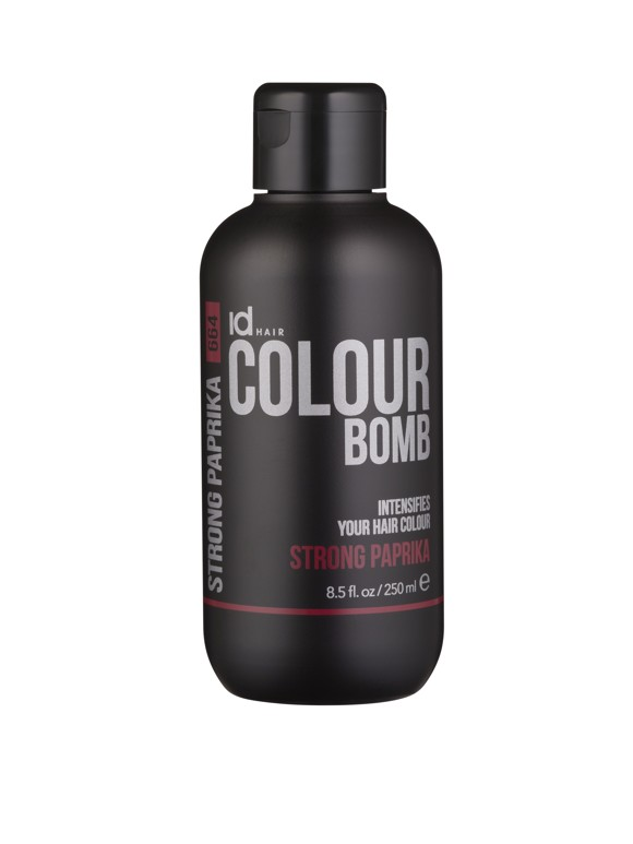 IdHAIR - Colour Bomb 250 ml - Strong Paprika