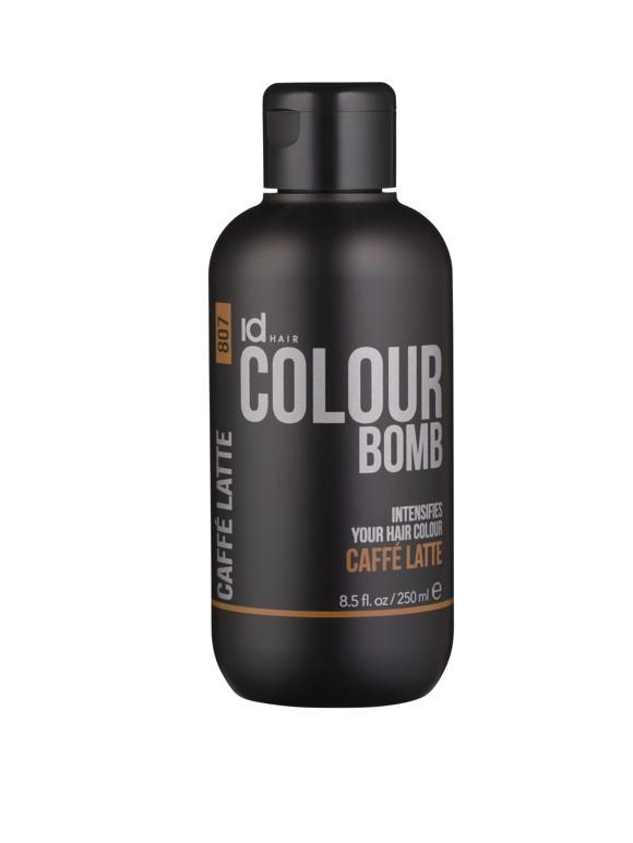 IdHAIR - Colour Bomb 250 ml - Caffe Latté