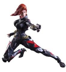 Marvel Universe - Variant Play Arts Kai - Black Widow