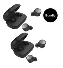 SACKit - 2x ROCKit S  Wireless Earbuds - Bundle