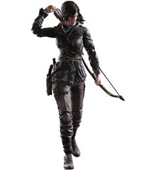 Rise of the Tomb Raider - Play Arts Kai - Lara Croft