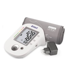B.Well - Pro-35 Blood Pressure Monitor Pro-35 - M-L Cuff, Mains Adapter 30 memory