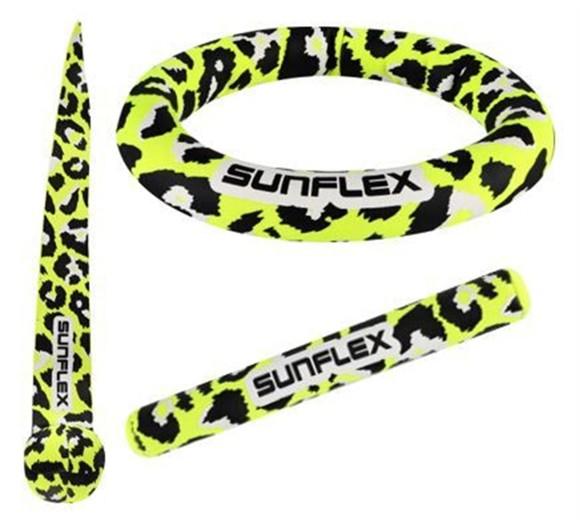 Sunflex - Diving set NEOREMIX, Animal print (74482)