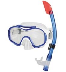 Sunflex - Dykkerset DOLPHIN med dykkermaske og snorkel, 3-6 år