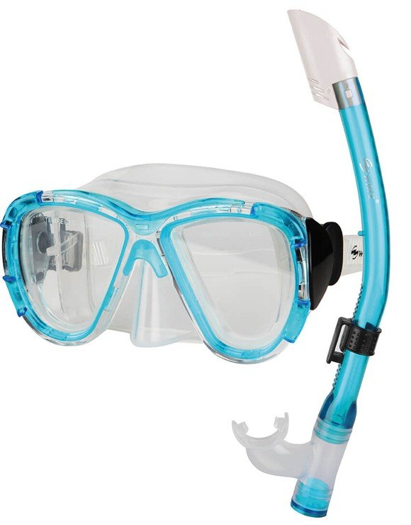 Sunflex - Diving Mask and snorkel SHARK 6-12 years (47042)