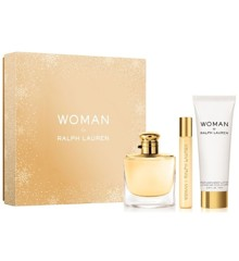 Ralph Lauren - Woman EDP 50 ml + Body Lotion 75 ml + Rollerball 10 ml - Gift Set