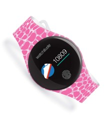 Watchitude - MOVE2 activity watch for kids - Pink Crocodile (831)