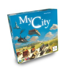 My City - Boardgame (Nordic) (LPFI7489)