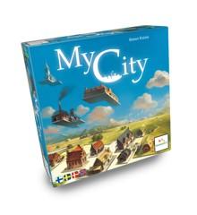 My City - Brætspil (Nordisk)